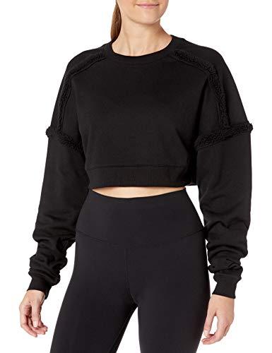 Alo Yoga Women's Cropped Sweatshirt