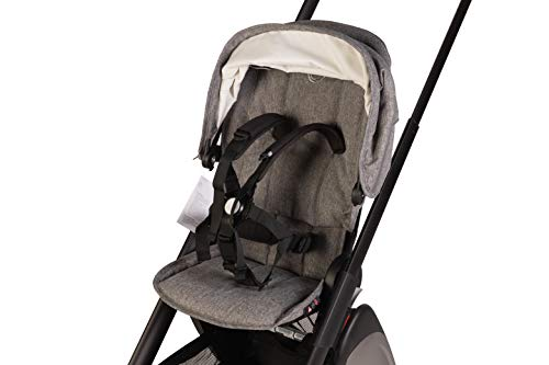 Bugaboo Ant Style Set complet Gris Chine