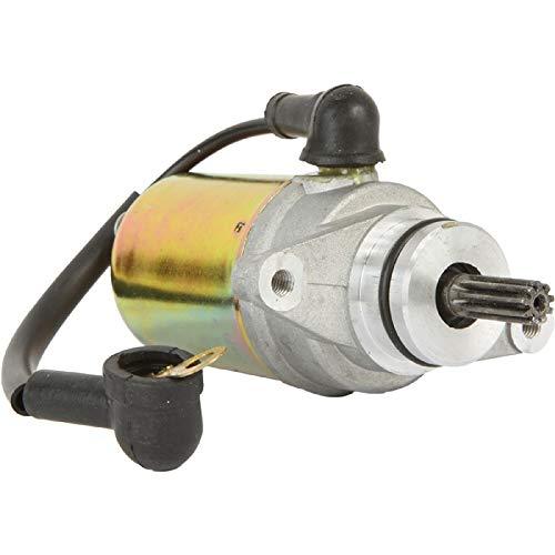 DB Electrical SND0051 New Starter For Yamaha Badger YFM80, Champ YFM100, Grizzly 80, Moto-4, Raptor 50 YFM50, Raptor 80 / 55X-81800-50-00, 55X-81800-51-00, 65X-81880-50-00