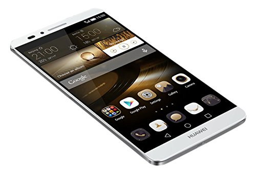 Huawei Ascend Mate716GB 4G Silber–Smartphones (SIM, Android, GSM, UMTS, LTE, Stange)