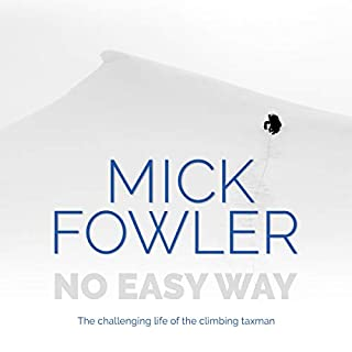 No Easy Way: The Challenging Life of the Climbing Taxman cover art
