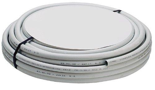WIROFLEX® | Rohr | Rohrsystem | Mehrschicht-Verbundrohr | DVGW | 20 x 2 mm 10 m