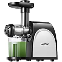 Aicook Slow Masticating Juicer