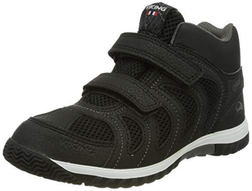 viking Unisex-Kinder Cascade Mid III GTX Walking-Schuh, Black,27 EU