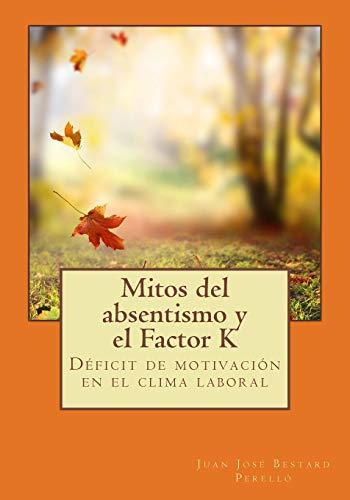 Libro y ebook sobre ausentismo
