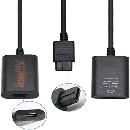 ATING Adaptador del convertidor de HDMI para el cubo del juego de...