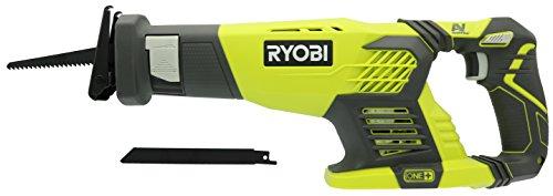 Ryobi P514 18V Cordless One+ Variable Speed Reciprocating Saw
