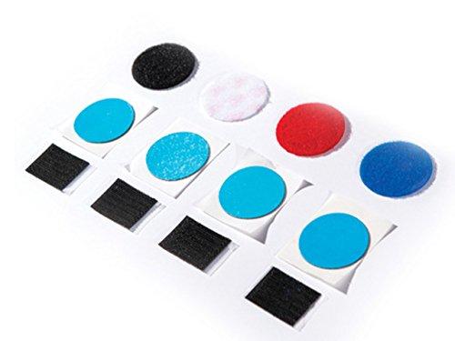 Preisvergleich Produktbild Roko Quick Strap Ersatzbefestigung für links mit Klett blau