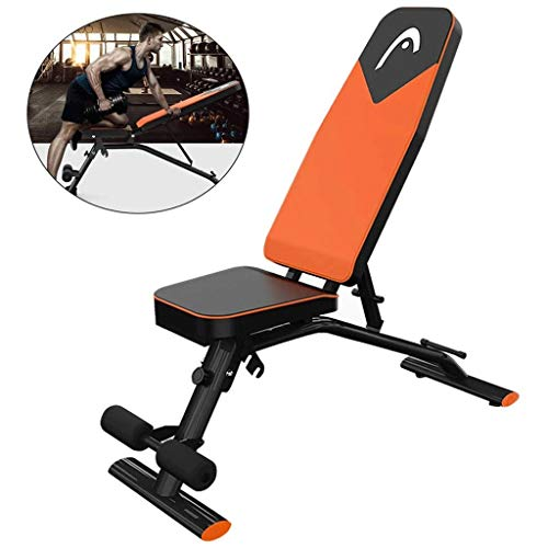 Best Buy! DEJA Sit-up Board,Finer Form Upgraded Multi-Functional Bench for Full All-in-One Body Wo...
