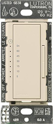 Lutron MA-T530GH-LA Maestro Eco-timer, Light Almond