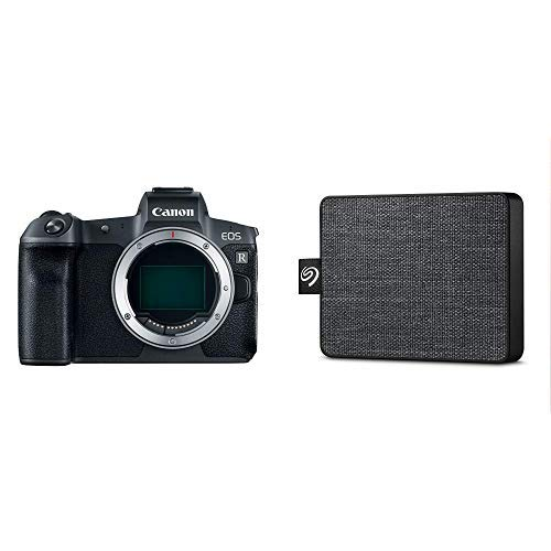 Canon EOS R Mirrorless Camera Body and One Touch...