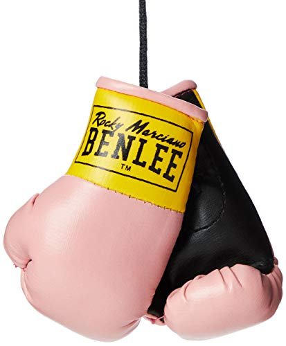 BENLEE Rocky Marciano Unisex – Erwachsene Mini Miniature Boxing Gloves, Rose, one Size