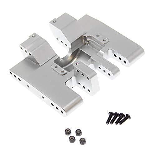 Aluminum Center Skid Plate