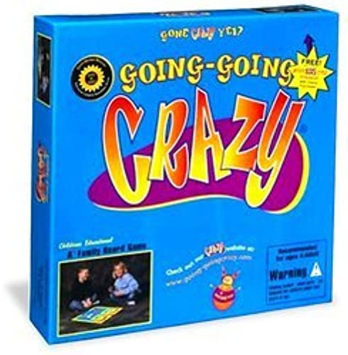 Going-Going Crazy by Going-Going Crazy