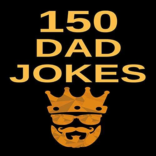 『150 Dad Jokes』のカバーアート