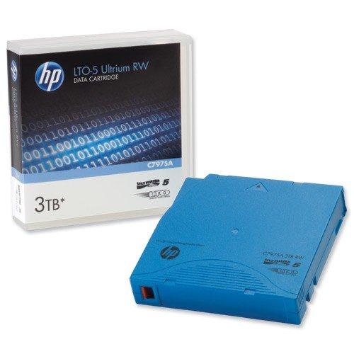 HP C7975A 3 TB. LTO - 5 Ultrium Datenkassette (Lesen/Schreiben