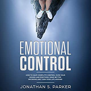 Emotional Control audiobook cover art