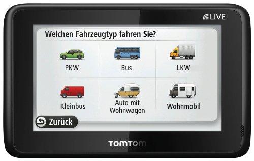TomTom PRO 9150 Truck Navigationssystem (Kontinent)