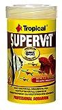 Tropical Supervit Premium - Comida para Todos los Peces Ornamentales, 1 Unidad (1 x 1 l)