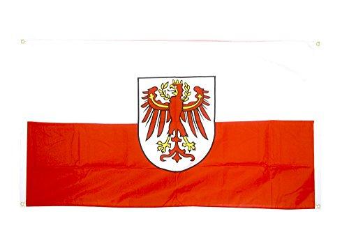 Flaggenfritze® Balkonflagge Italien Südtirol - 90 x 150 cm