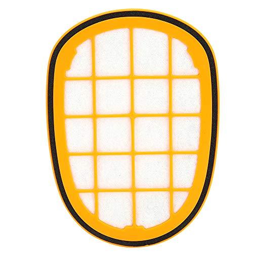 Mxtech Filtro, Piezas de Repuesto de Filtro aptas para Philips FC6822 6823 6827 6908 6906 6904 Aspiradora (ABS + Algodón de Carbono + Filtro)
