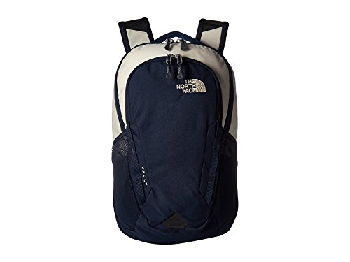 The North Face Vault Backpack, Peyote Beige/Urban Navy, One Size