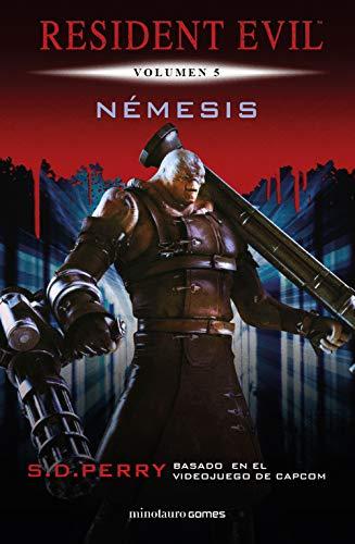 Resident Evil nº 05/06 Némesis (Minotauro Games)
