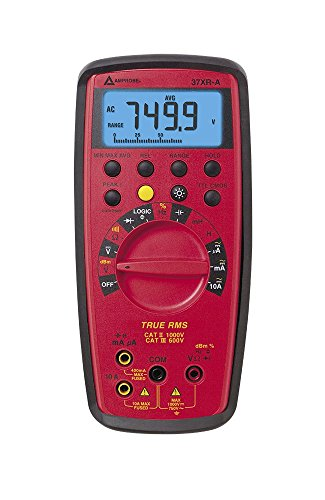 Amprobe 37XR-A True RMS Digital Multimeter with Component Logic Test