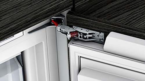 Siemens GI11VADE0 iQ500 Einbau-Gefrierschrank / A++ / 144 kWh/Jahr / 72 l / lowFrost / freshSense / softClosing Tür