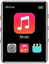 Binchil X60 MP3 Music Player, Portable Lossless Sound MP4 Player, FM Radio/Voice Recorder/E-Book/Video Rose Gold 16GB photo
