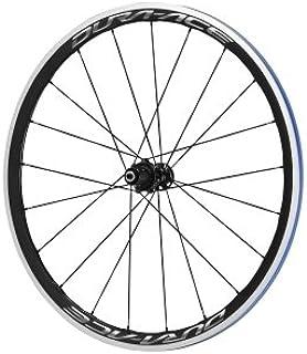 SHIMANO Rueda TRA DACE-R9100 C40 Cub WB Ciclismo, Adultos Unisex, Multicolor (Car/ALU), Talla Única