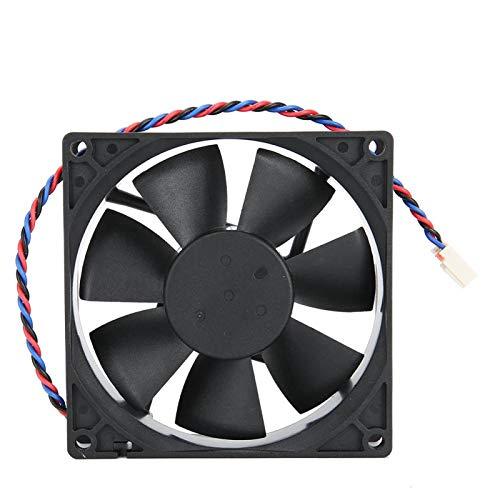 Socobeta 24V 0.40A Ahorro de energía silencioso 9CM Refrigerador del chasis del Ventilador Sistemas de enfriamiento del refrigerador Ventilador del disipador de Calor para el chasis del convertidor