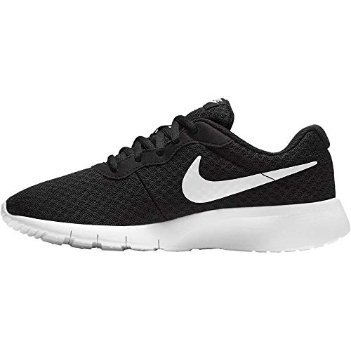 NIKE Tanjun (GS), Zapatillas Unisex Adulto, Negro Black White...