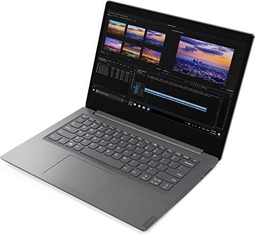 Lenovo (14 Zoll Full HD matt) Laptop (AMD Ryzen 3150U 2.6 GHz DualCore, 8GB DDR4 RAM, 512GB SSD, AMD Radeon Grafik, WLAN, Bluetooth HDMI, USB 3.0, Windows 10 Pro 64Bit) schwarz