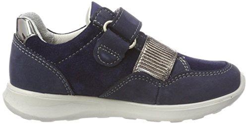 Ricosta Mädchen Milana Sneaker, Blau - 6