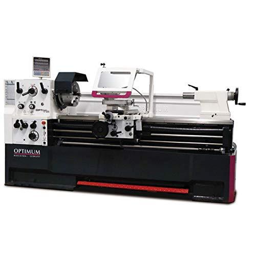 Optimum 3462160 Optimum Modell TH 5615D, 10 PS / 7,5 kW / 400 V, 2.840 mm x 1.150 mm x 1.460 mm