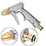 Hochdruck-Wasserspritzpistole, Auto-Reinigungsset, Gartenschlauch, Heißmetall-Waschset mit Messingdüse, Machswon