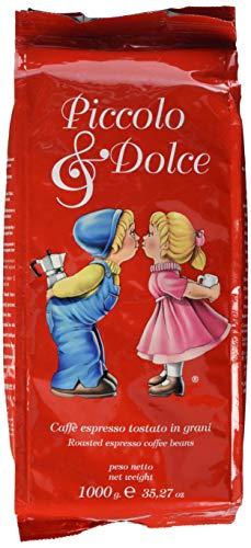 Lucaffe Kaffee Italiano Piccolo e Dolce Bohnen, 1 kg