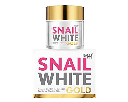 50ml - SKIN CREAM SNAIL GOLD - Kem Duong Tre Hoa - Trang Da Snail Gold Thailand