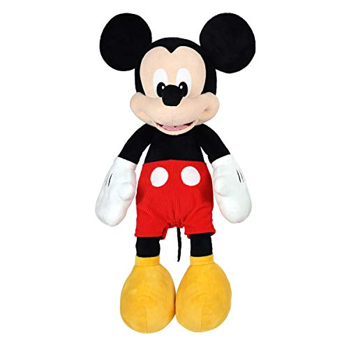 Disney Junior Mickey Mouse Jumbo 25-inch Plush Mickey Mouse, by Just Play