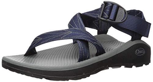Chaco MEGA Z Cloud sandalia deportiva para hombre, Azul (Azul (Aero Blue)), 48 EU