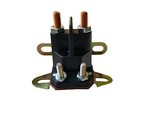 gardexx Universal Magnetschalter, 4 Anschlüsse Rasentraktor
