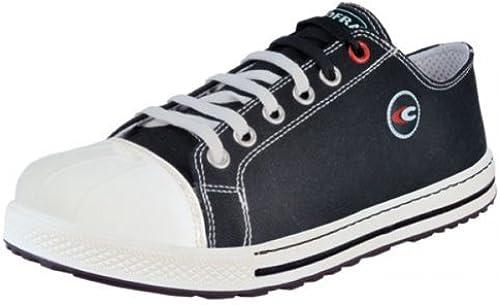 Cofra, Hauszapatos de Lona para Hombre, negro, 36 EU
