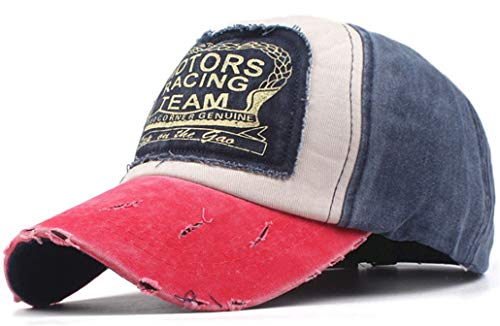 Gorras Beisbol,Gorra de Beisbol para Hombre Mujer Sombreros de Verano Gorras de Camionero de Hip Hop Impresión Bordada, Talla única