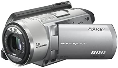 Sony DCR-SR100 3MP 30GB Hard Drive Handycam Camcorder w/10x Optical Zoom (Discontinued by Manufacturer)