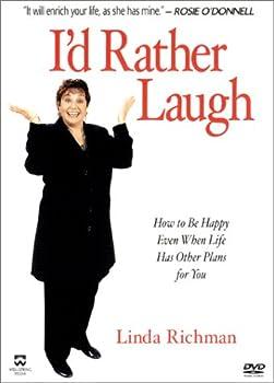DVD Linda Richman - I'd Rather Laugh Book