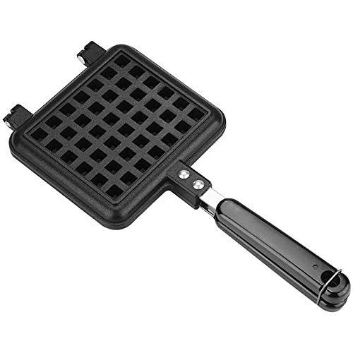 Sartenes para Crepas Zmin Hogar Waffle Bake Molde no stick Pan para cocinar saludable en cocinas interiores y exteriores Sartén para Crepes y Tortitas Pancake crepe