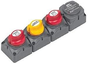 BEP Vertical Battery Distribution Cluster for Single Engine