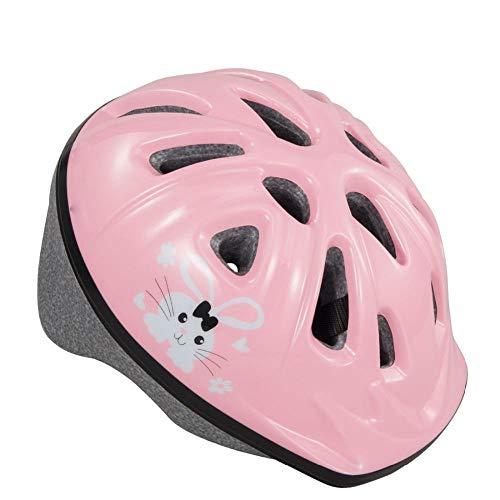 Bike Helmet CDZXMM Best Safety Kid/Toddler Multi-Sport Bike Helmet for Girl Light Weight Certificated 47-52cm