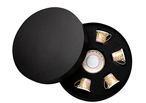 Versace Les reves Byzantins Set 6 Espressotassen